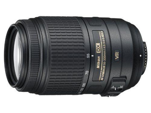 Nikon Nikkor Telezoom Objektiv 55-300