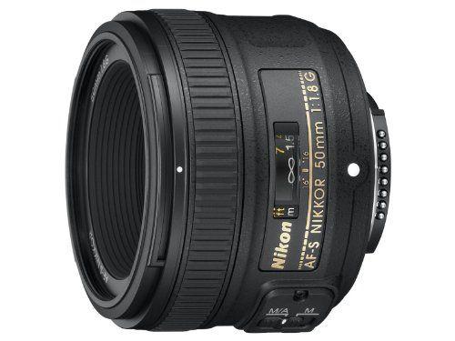 Nikon Objektiv Festbrennweite 50mm