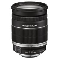 Canon EF-S 18-200mm 1:3,5-5,6 IS Objektiv (72 mm Filtergewinde, bildstabilisiert)