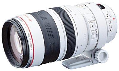 Objektiv Test Canon 100-400