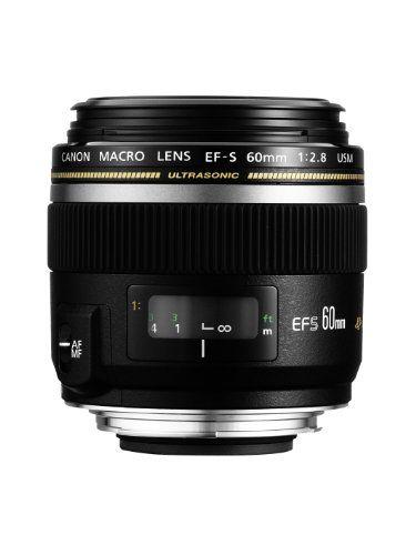 Canon EF-S 60mm 1:2,8 Makro USM