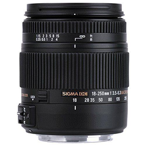 Sigma 18-250mm F3,5-6,3 DC Macro OS HSM