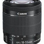 Canon EF-S 18-55mm 1:3,5-5,6 IS II STM Objektiv