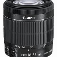 Canon EF-S 18-55mm 1:3,5-5,6 IS STM Objektiv