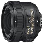 Nikon AF-S Nikkor 50mm 1.8G