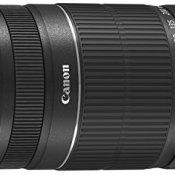 Canon EF-S 55-250mm 4,0-5,6 IS II Objektiv