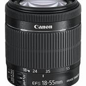 Canon EF-S 18-55mm 1:3,5-5,6 IS II STM Objektiv