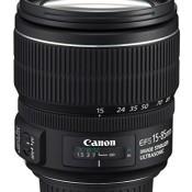 Canon EF-S 15-85mm 3,5-5,6 Objektiv